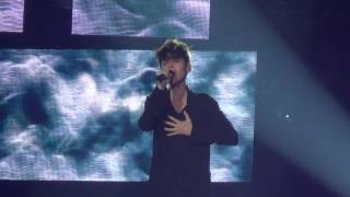 ESCKAZ in Kyiv: Kristian Kostov (Bulgaria) - Beautiful Mess (1st dress rehearsal)