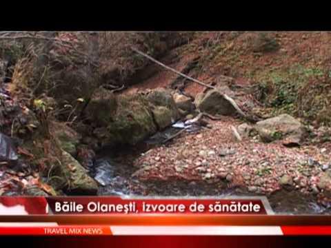 Baile Olanesti, izvoare de sanatate