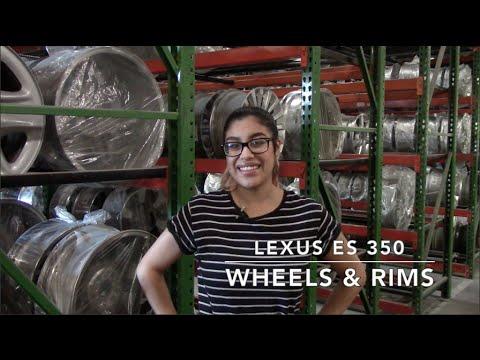 Factory Original Lexus ES 350 Wheels & Lexus ES 350 Rims – OriginalWheels.com