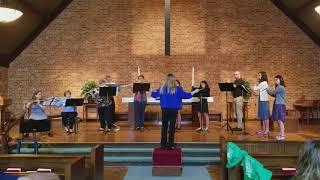 Fiddler on the Roof/Sabbath Prayer, performed by Durham Flute Choir, director - Maureen Kelly