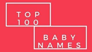 Top 100 Boys Names 2016 - 2017 | Best Popular Boys names Top 100