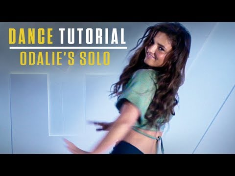 Step Up: High Water | Dance Tutorial | Odalie's Solo