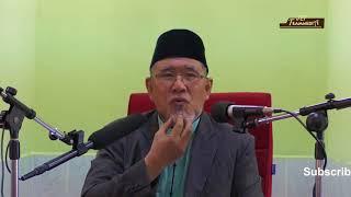 PENIAGA TIDAK SOLAT , JANGAN BELI MAKANANNYA | DATO' DR.DANIAL ZAINAL ABIDIN ᴴᴰ.