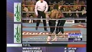 James Toney vs Richard Mason Part 1