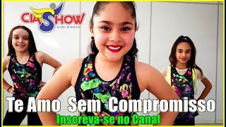 MC Doni   Te Amo Sem Compromisso (kondzilla.com) | CIASHOW KIDS   Coreografia