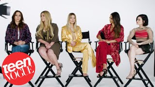 Pretty Little Liars Cast Say Goodbye To Their Characters | Teen Vogue