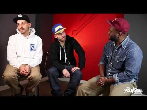 Step Brothers (Alchemist & Evidence) Talk 'Lord Steppington,' Ice Cube, & Sibling Rivalry