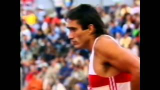 Siegfried Wentz- High Jump 215cm European 1986