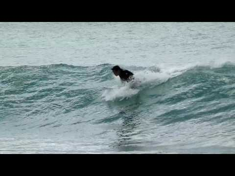 Solid sets for surfing at Wye River