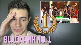BLACKPINK WINS NO.1 ('As If It's Your Last' SBS Inkigayo REACTION!!)