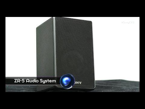 Аудиосистема SONY SRS-ZR5 белый