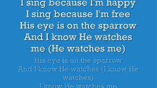 Lauryn Hills  CeCe Winans - His eye is on the sparrow