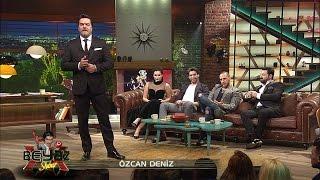 Özcan Deniz Beyaz Show'a telefonla bağlandı!