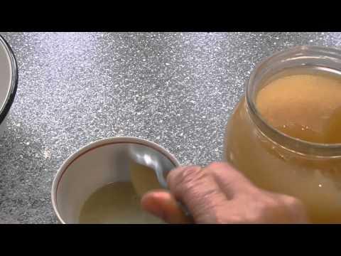 Кашель. Сок лука с медом  от кашля. Как приготовить. Рецепт.