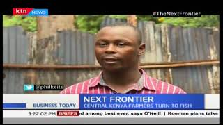 Business Today 4th September 2017 - Fish farming booming in Central Kenya