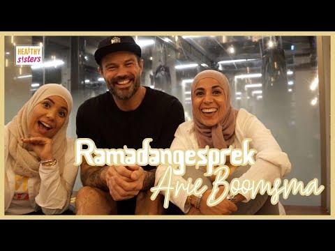 Openhartig Ramadangesprek met Arie Boomsma - Healthy Sisters