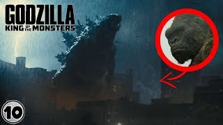Easter Eggs You Missed In Godzilla: King of the Monsters