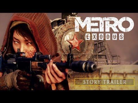 Видео № 0 из игры Метро: Исход Специальное издание «Аврора» [PS4]