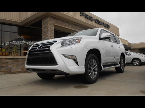 2014 / 2015 Lexus GX 460: Full Review