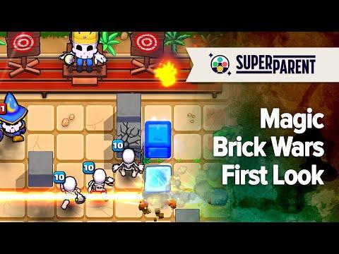 Magic Brick Wars - SuperParent First Look