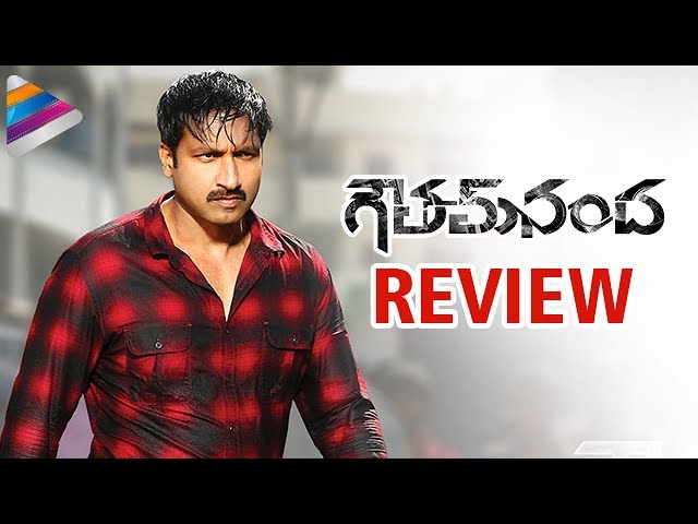 Goutham Nanda Movie Review | Gopichand | Hansika | Sampath Nandi