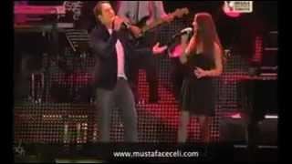 Elvan Günaydın-Mustafa Ceceli -Düet-Sensiz Olmaz