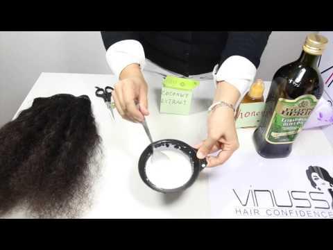 Oparzenia z oczyszczania farbowania włosów
