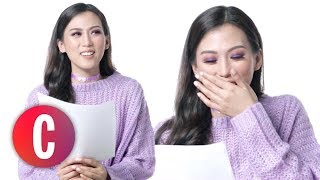 Alex Gonzaga Recites Toni Gonzaga's Famous Movie Lines