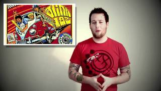BLINK-182 | 182 NEW POSTERS?! (20TH ANNIVERSARY)