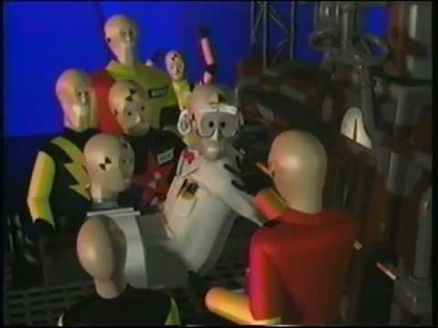 The incredible Crash Dummies - Vidéo- Troisième partie