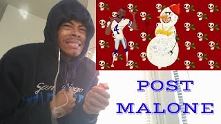 """Post Malone - """"Wow."""" Reaction"""