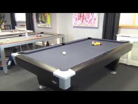 Brunswick Black Wolf Pool Table Mp3