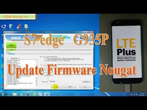 Flashing Stock ROM on Samsung Galaxy S7 Edge Ft  Odin