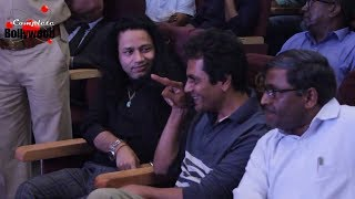 Kailash Kher & Nawazuddin Siddiqui At Closing Ceremony Of GST Culture Meet