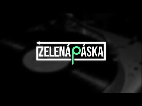 Zelená páska - Zelená páska - Sametová (cover)