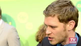 Joseph parle de la scène finale de Klaus avec Caroline dans TVD (2013)