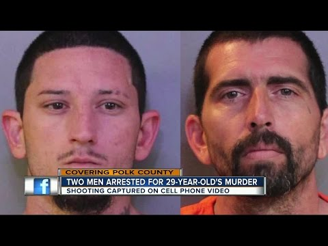 Two charged in the murder of Lakeland man found at golf course