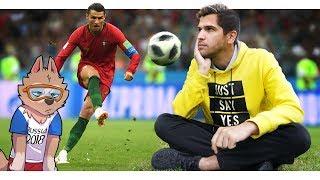 Ужасы Чемпионата FIFA 2018