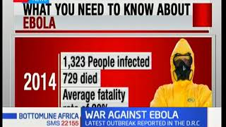 Bottomline Africa: War against Ebola