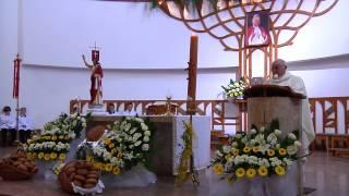 preview picture of video 'Pierwsza Komunia Św. Grajewo 2014 parafia p.w. MBNP'