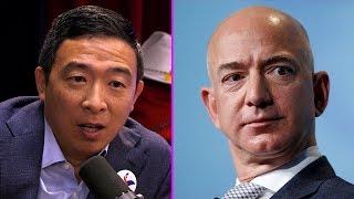 Andrew Yang On Jeff Bezos