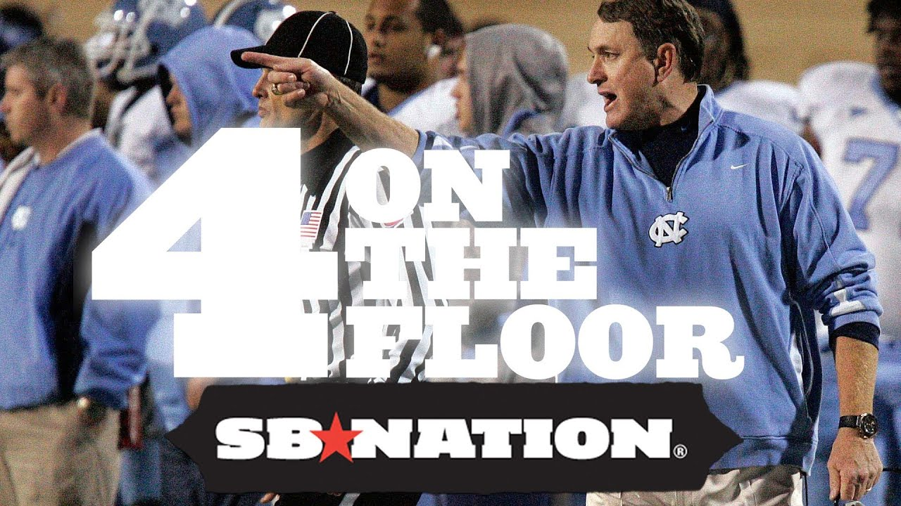 UNC punishments, Randy Moss to the 49ers, and More: 4 on the Floor thumbnail