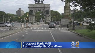 Prospect Park To Go Permanently Car-Free