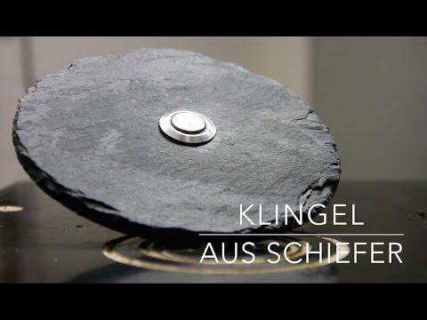 DIY Klingel aus Natur Stein für unter 5€ Aneitung