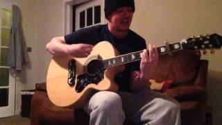 Chris Hart - Rock 'N' Roll Star Acoustic Cover
