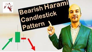 Learn Bearish Harami Candlestick Pattern in Hindi