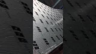 Qui trình sản xuất tấm cách nhiệt vạn tường