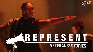 Women Veterans Share Stories from the Frontlines on Stage   KQED Arts
