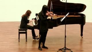 Beethoven : Violin Sonata No.5, Op.24 III. Scherzo. Allegro molto - Trio