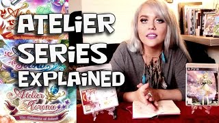 ATELIER SERIES EXPLAINED - SERIES REVIEW FOR BEGINNERS!
